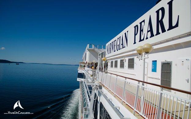 El 'Norwegian Pearl' regresa a Miami tras su renovación