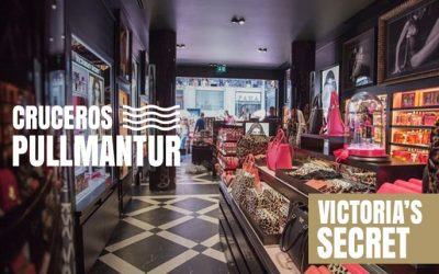 Victoria's Secret, Ahora a Bordo del Monarch y el Sovereign