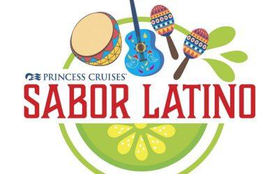 Princess Cruises anuncia dos salidas temáticas «Sabor Latino» 7-Días de Crucero por las Islas del Caribe